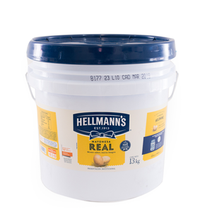 MAYONESA CON LIMON 13KGS HELLMANS
