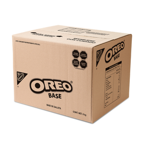GALLETA OREO BASE 9 KG MDLZ
